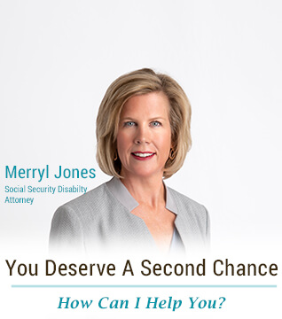 Texas Social Security Disability attorney, Merryl Jones
